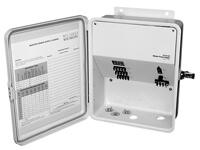 pelco wcs series power supply box