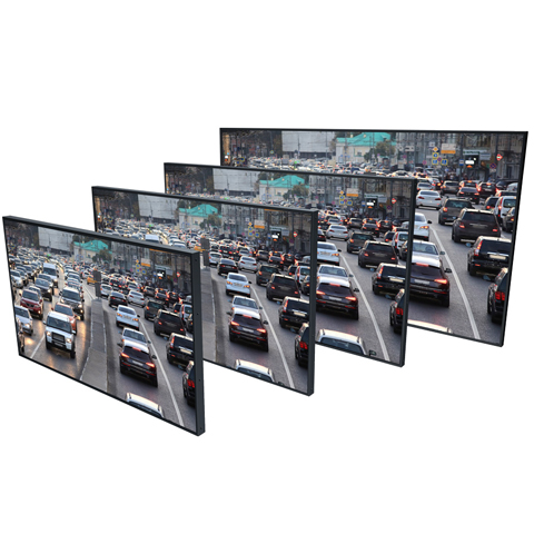 PMCL600K Series 4K Ultra High Definition LED Monitors