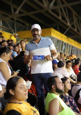 Ganador de una cuenta con 5,000 pesos