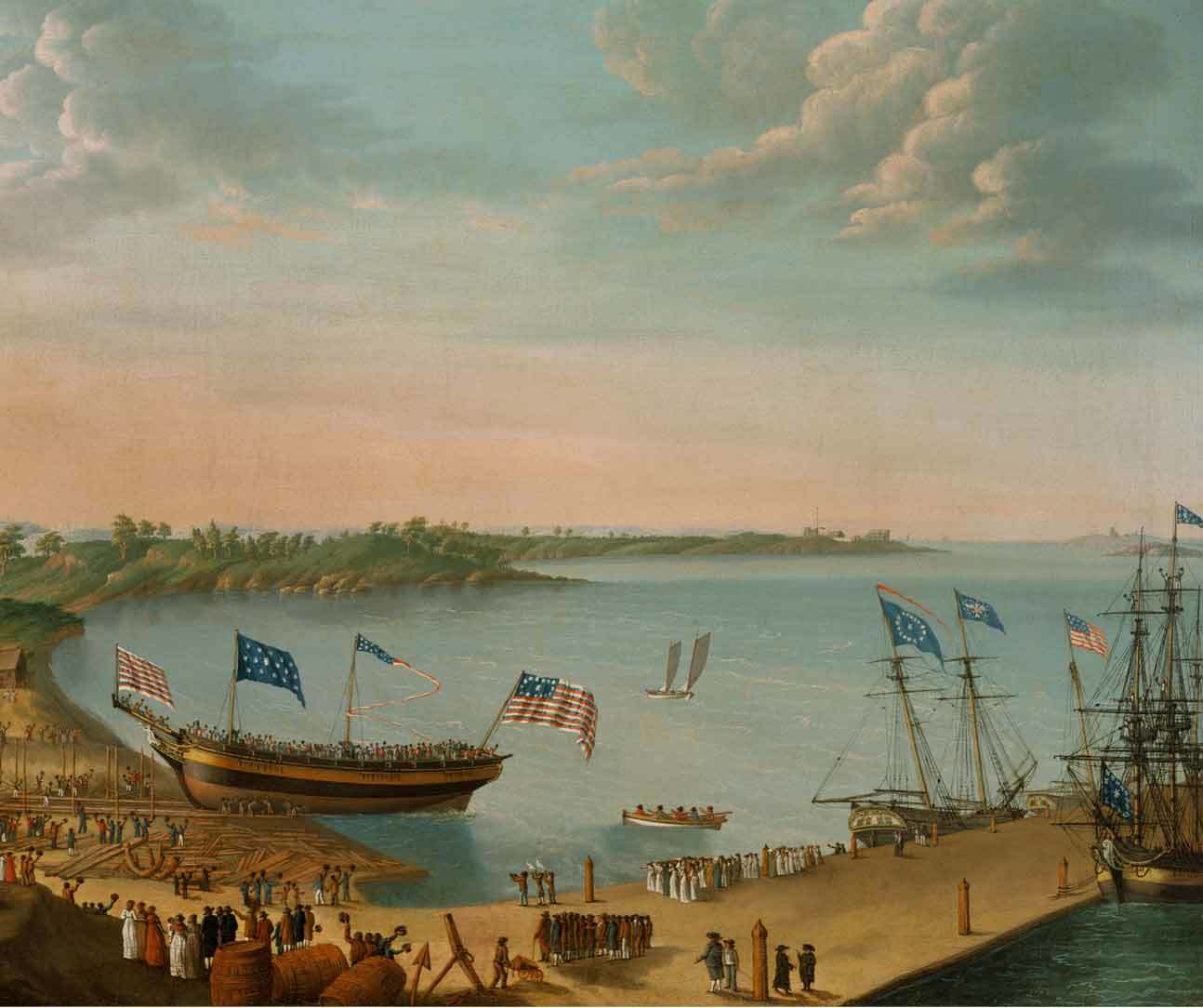 Maritime Art and History