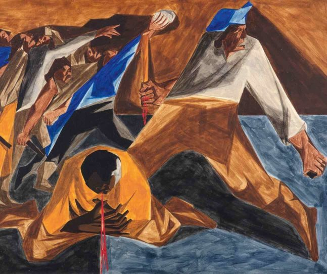 Jacob Lawrence: Behind the Curtain