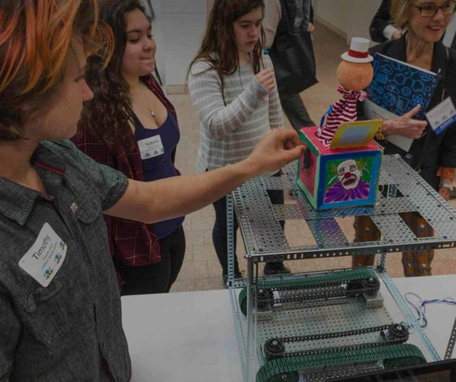 STEM challenge puts students to the test