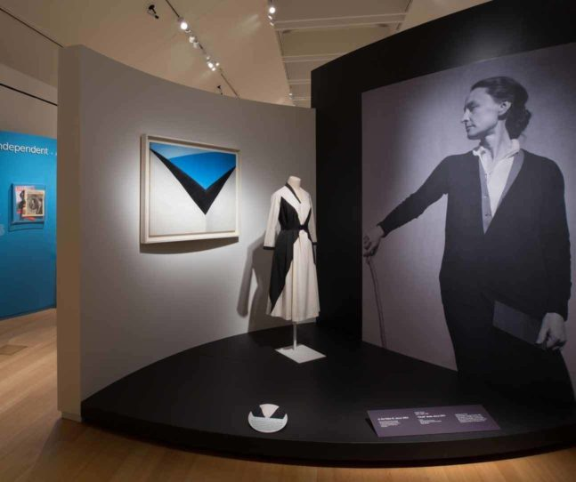 2018 exhibitions examine women and power