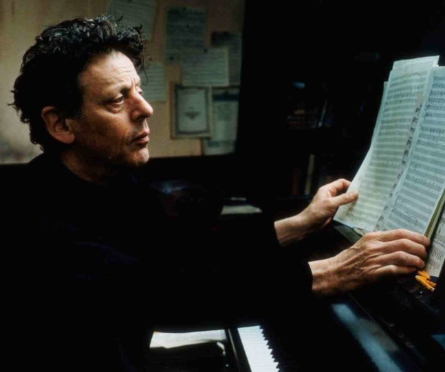 Philip Glass: Behind the music