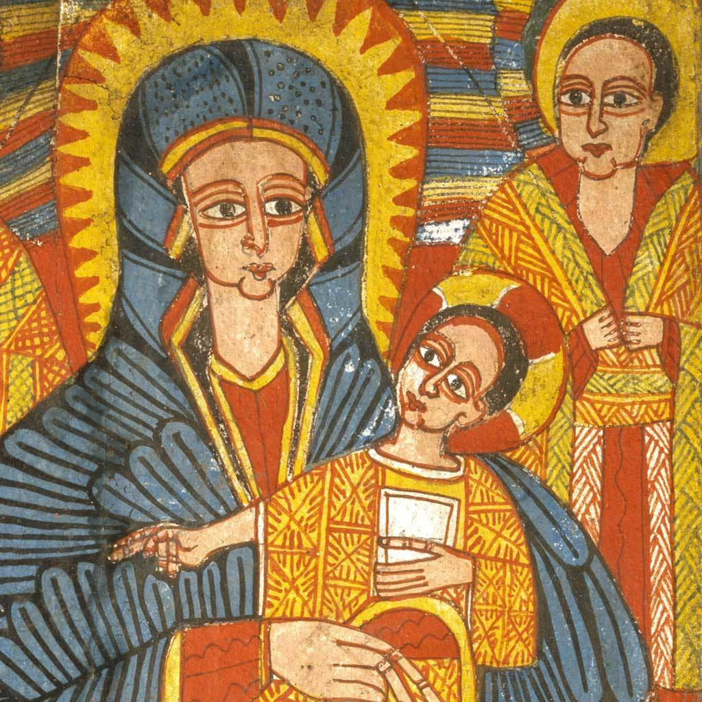 Icon Triptych, 17th century