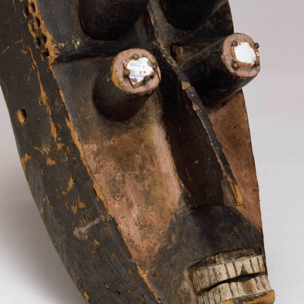 Mask, mid-19th century