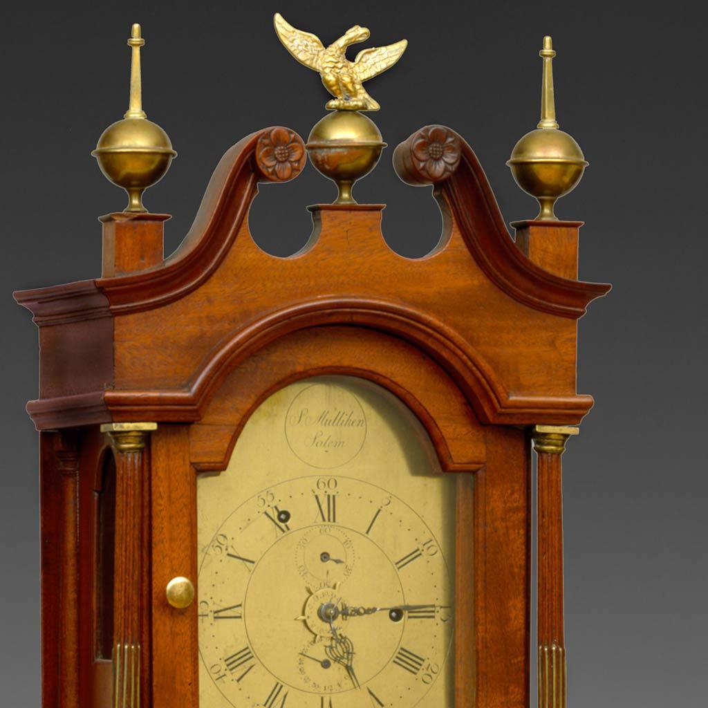 Dwarf Clock, 1790