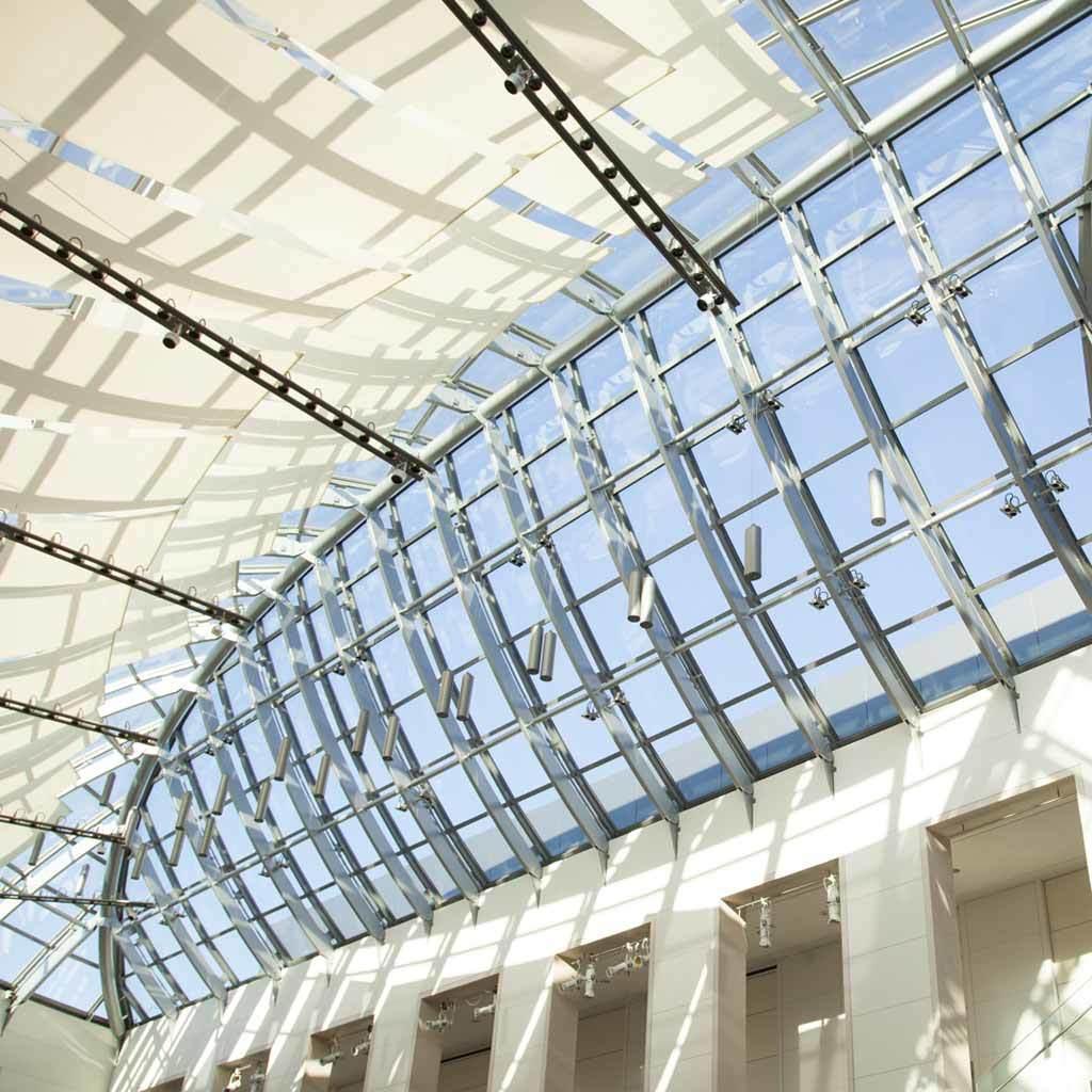 Peabody Essex Museum, atrium view