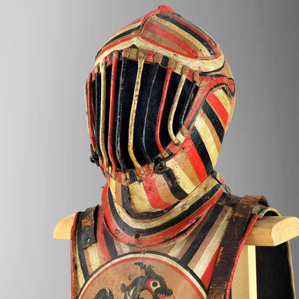 Armor, before 1807