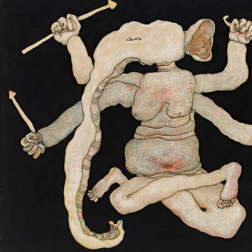 Ganapati the Warrior, 1977