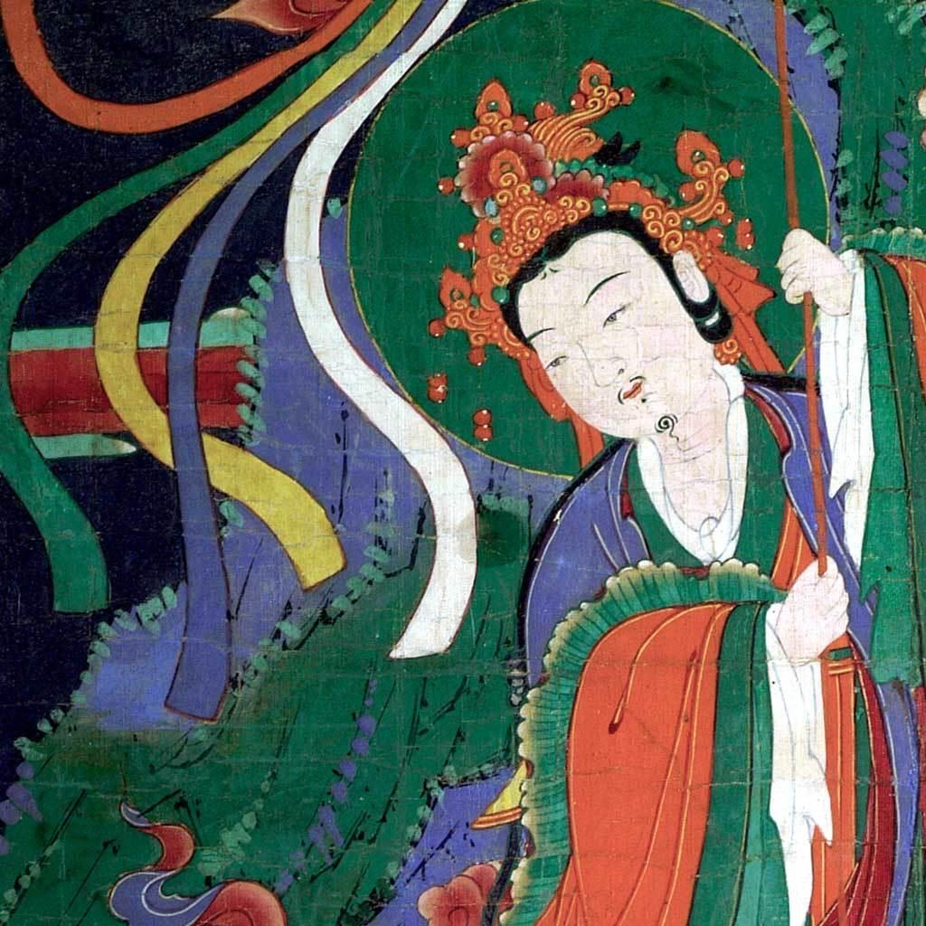 Nectar ritual (kamnot'aeng)