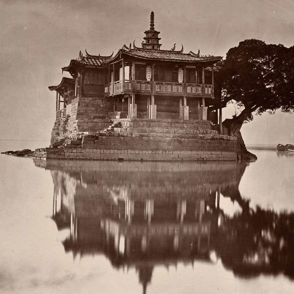 The Island Pagoda