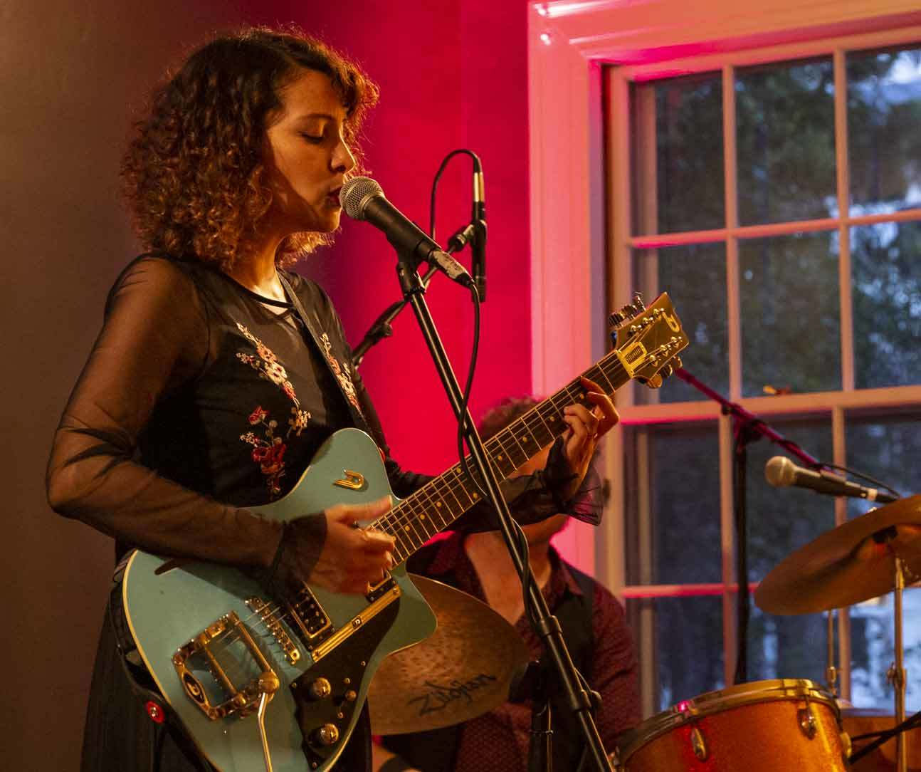GenPEM Historic House Concert with Gaby Moreno