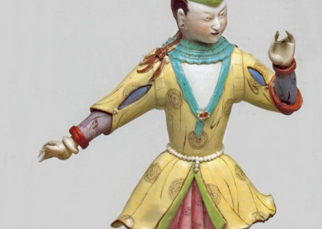 The Copeland Collection, Chinese and Japanese Ceramic Figures
