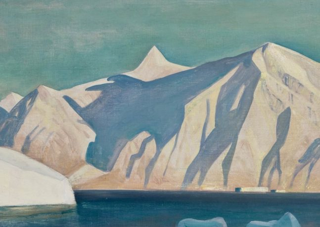 To the Ends of the Earth, Painting the Polar Landscape