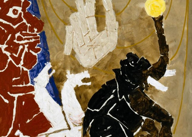 Epic India: Paintings by M. F. Husain