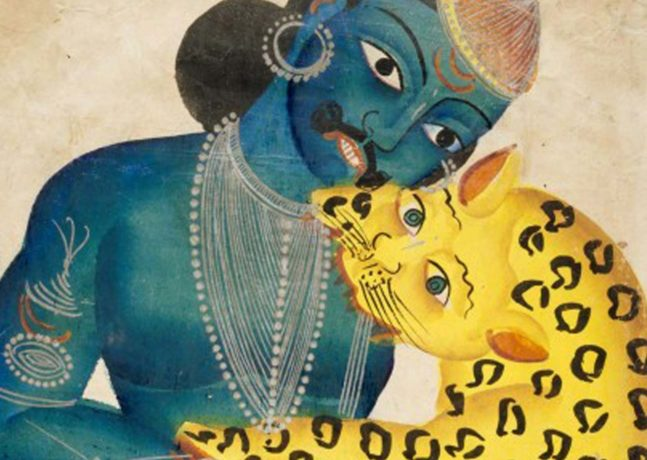 Of Gods and Mortals, Traditional Art from India