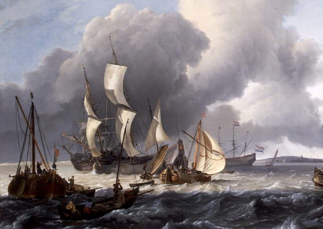 The Golden Age of Dutch Seascapes