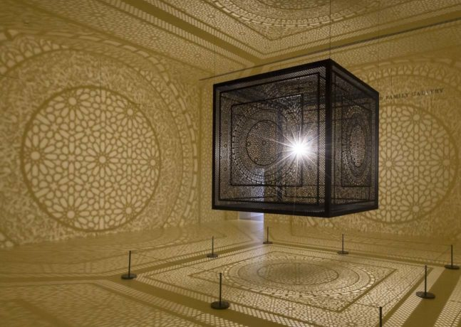 Intersections: Anila Quayyum Agha