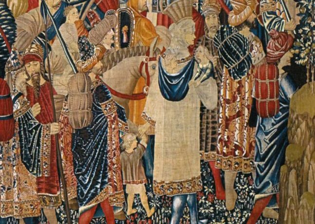 The Invention of Glory: Afonso V and the Pastrana Tapestries