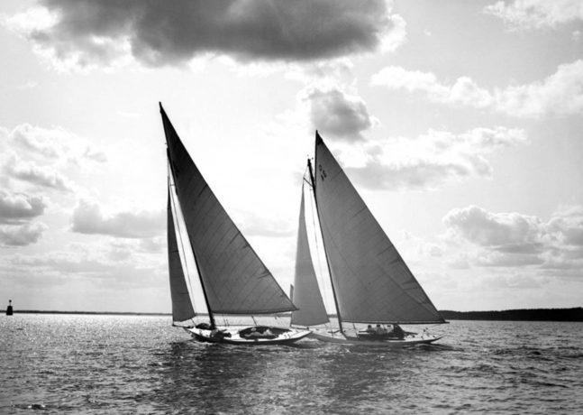The Yachting Photography of Willard B. Jackson