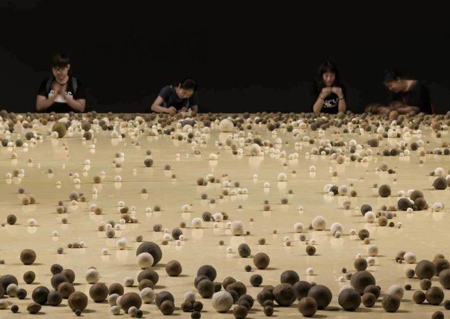 Kimsooja: Archive of Mind
