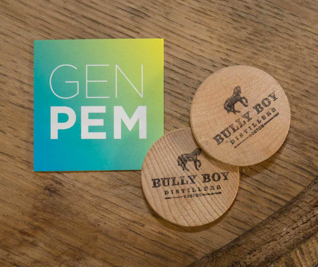 GenPEM at Bully Boy Distillers