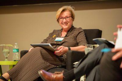 Lynda Hartigan, PEM's James B. and Mary Lou Hawkes Deputy Director
