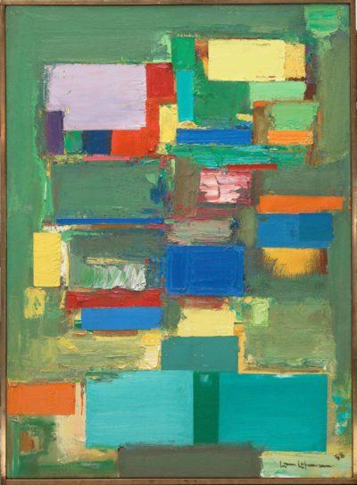 Hans Hofmann: Morning Mist, 195