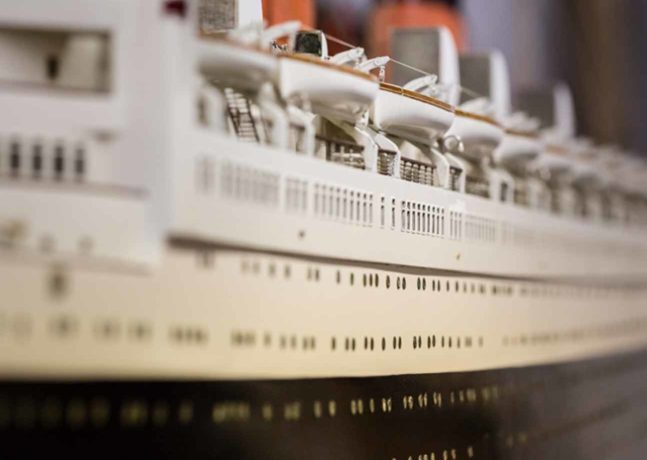 PEM debuts first large-scale traveling exhibition of ocean liner design and culture
