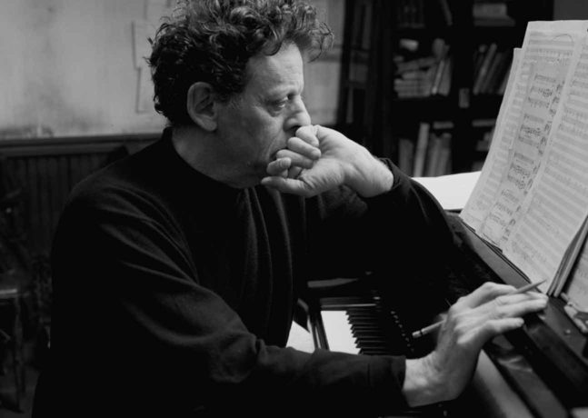 Philip Glass world premiere at PEM 6/22