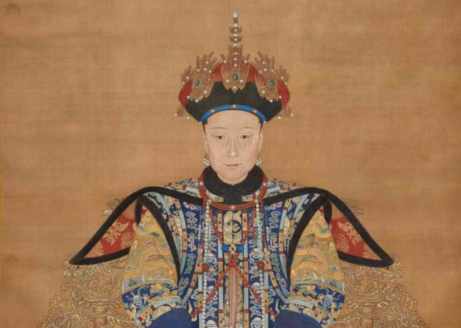 Empresses of China's Forbidden City debuts at Peabody Essex Museum