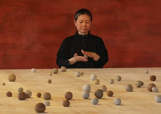 PEM Invites Visitors to Participate in a Meditative Sculptural Installation by World-Renowned Korean Artist