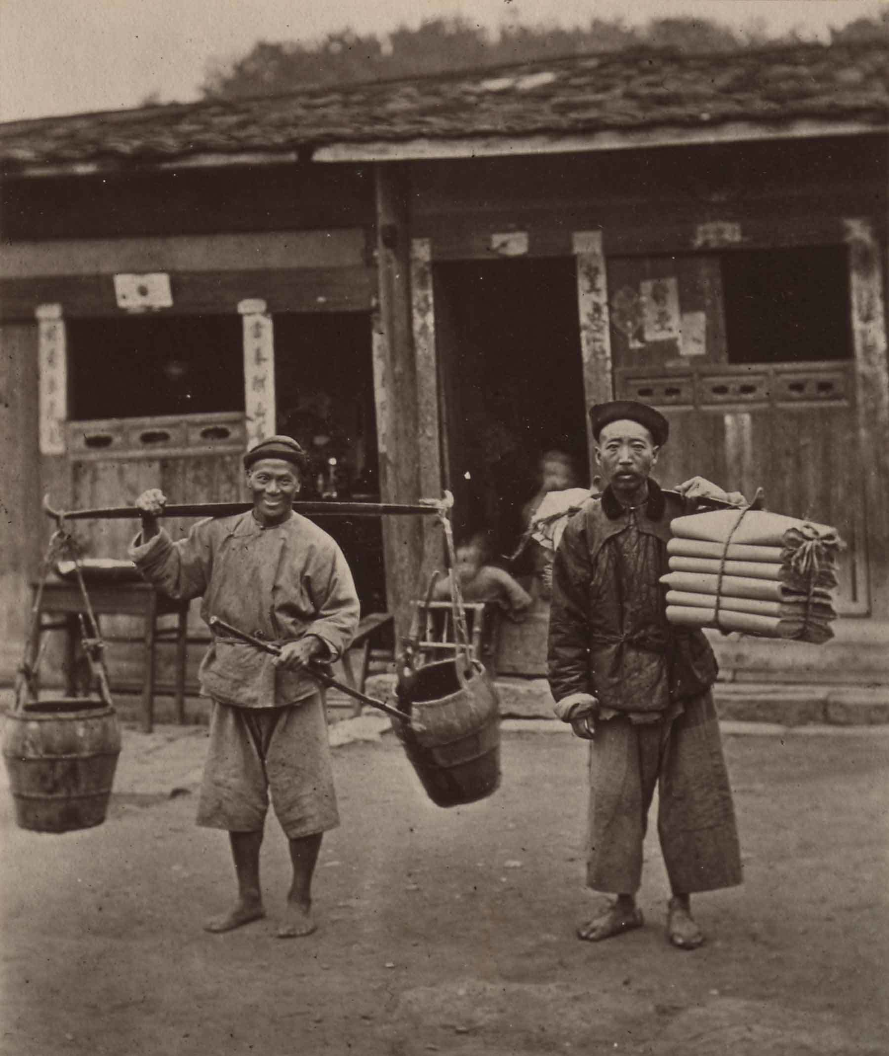 John Thomson, *Hired Laborers, 1870-1871