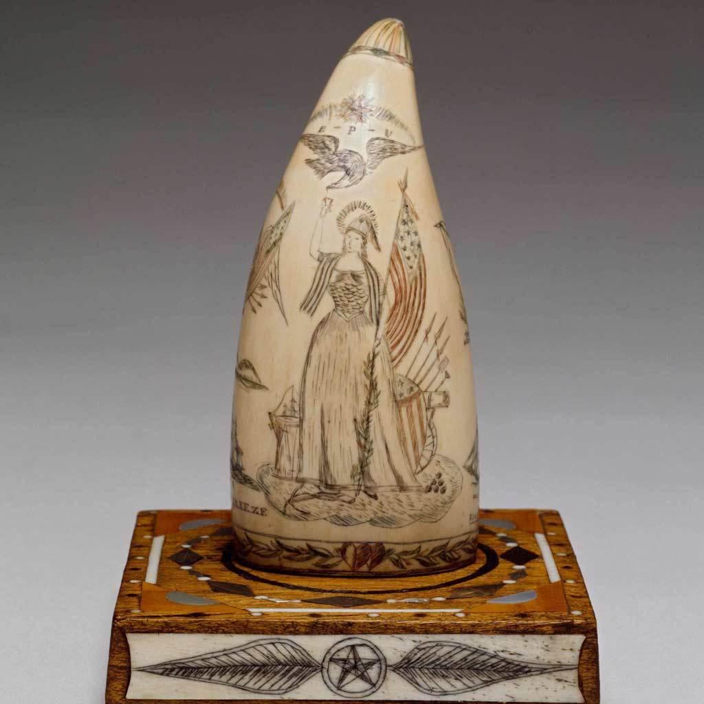Scrimshaw, 1848