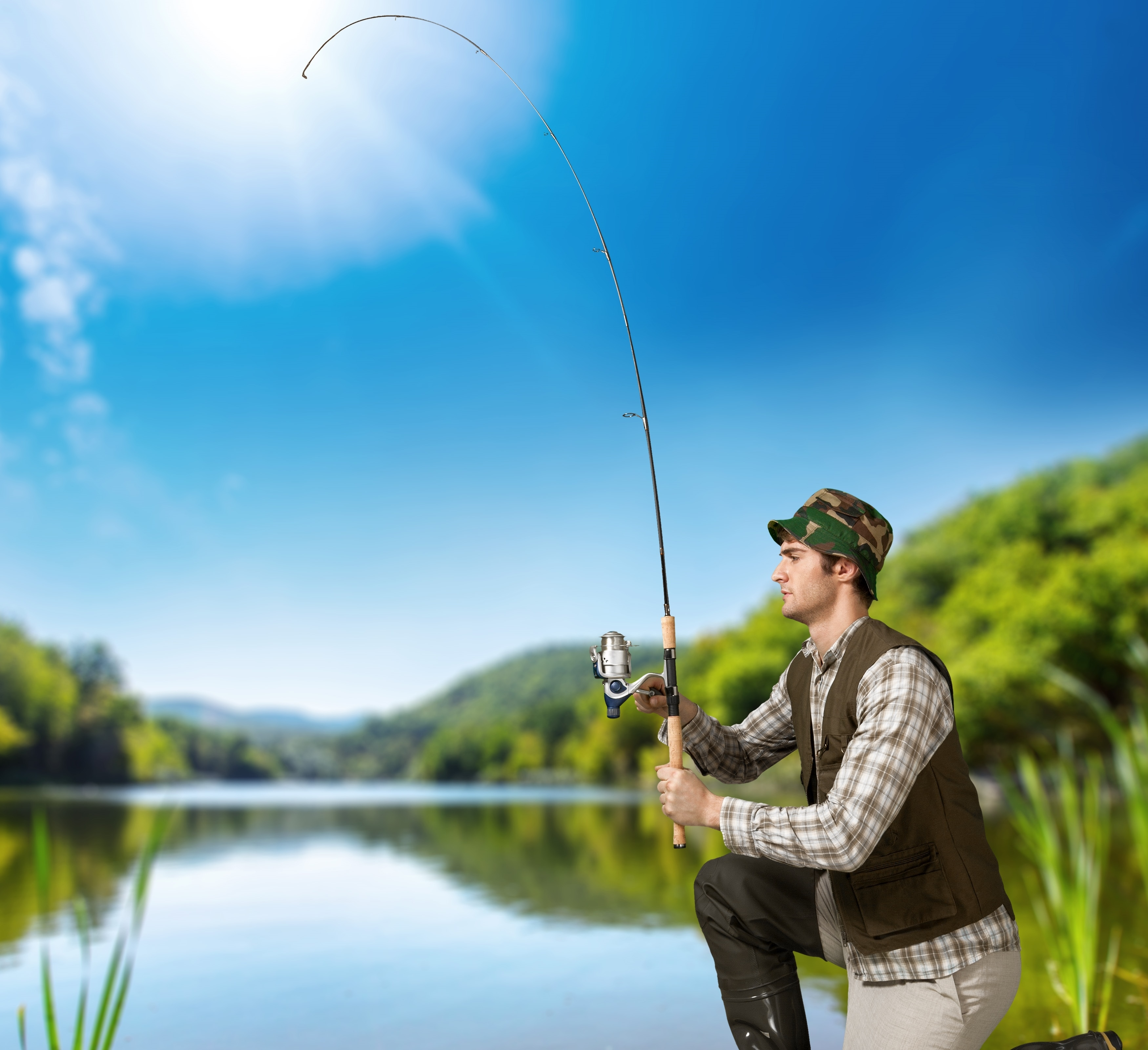 Are you ready in Haledon, NJ for a new season of fishing?
