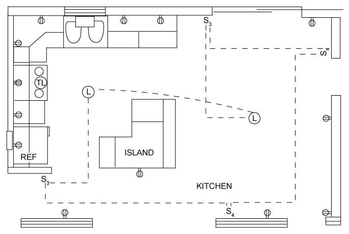 kitchen wiring circuit diagram kitchen now  you ll apply your knowledge of the ne chegg com  kitchen now  you ll apply your