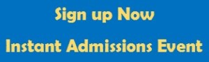 Sign-up buttonInstantAdmissions