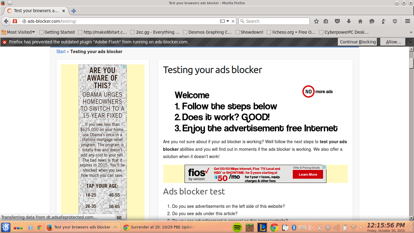 Get a better internet browsing experience by using uBlock Origin