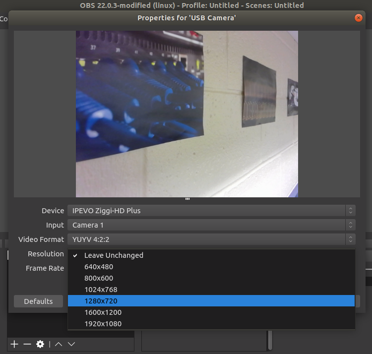 obs video source