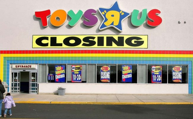 """Toys """"R"""" Us Closing: Be Prepared For Going-Out-Of-Business Sales 