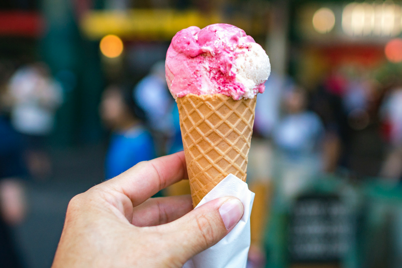 Ice Cream, Ice Cream! We All Scream For FREE Ice Cream! | The Money Manual