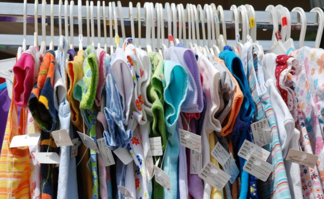 The Season for Consignment Sales Has Begun: Get Kids Clothes and Toys For Cheap | The Money Manual