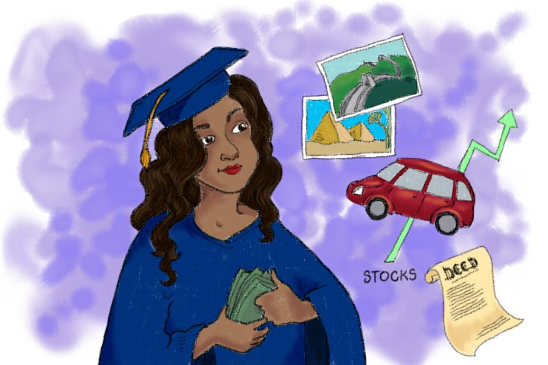 5 Smart Ways To Use Your Graduation Cash