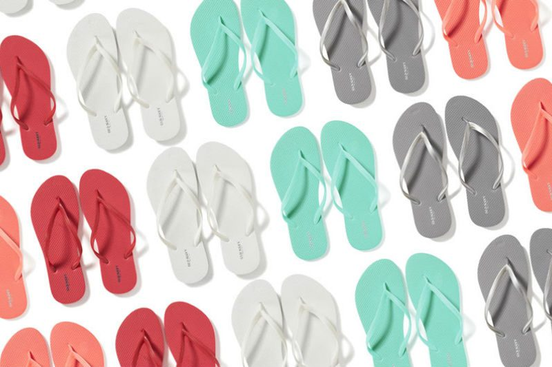 When Is Old Navy's $1 Flip-Flops Sale In 2018? We Have All The Details