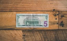 $5 Bill Saving Hack