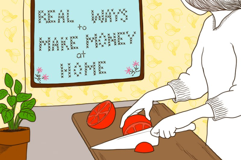 Real Ways To Make Money At Home