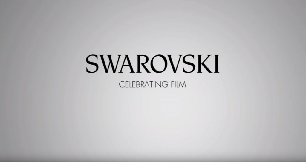 Swarovski celebrating film