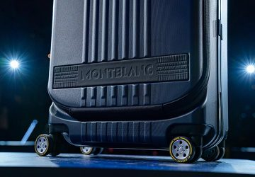 Collaboration: Montblanc x Pirelli