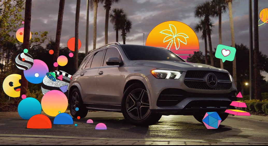 Mercedes: Unleash Your Imagination